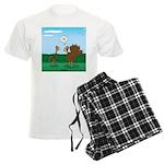 Turkey Diet Men's Light Pajamas