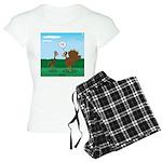 Turkey Diet Women's Light Pajamas
