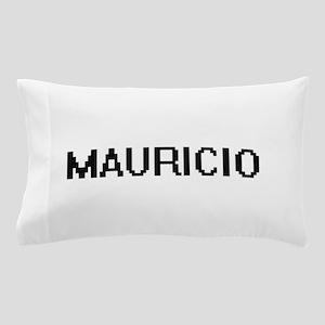Mauricio Digital Name Design Pillow Case