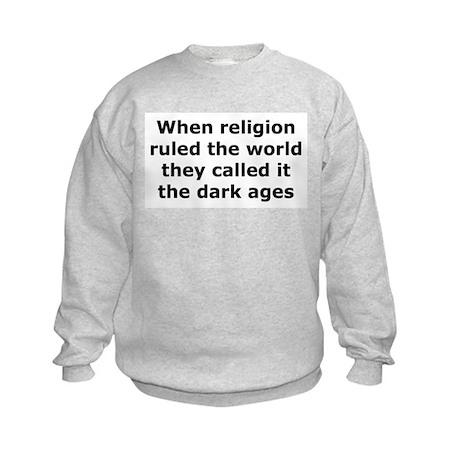 The Dark Ages Kids Sweatshirt