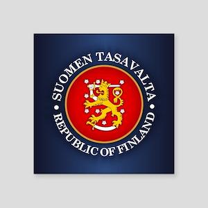 Republic of Finland Sticker
