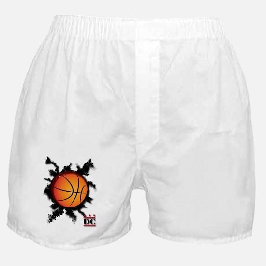 Basketball DC logo Boxer Shorts