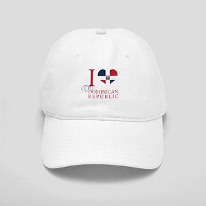 I Love Da Dominican Republic Cap