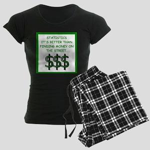 STATISTICS Pajamas