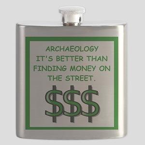 archaeology Flask