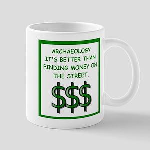 archaeology Mugs