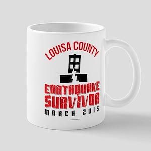 Louisa County Earthquake Mugs
