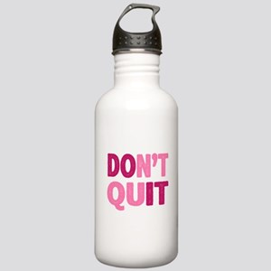 Don't Quit - Do It Stainless Water Bottle 1.0L