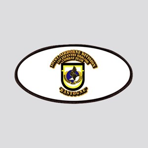 Flash - 1st Brigade - 101st Airborne Divisio Patch
