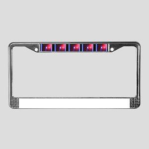 one eyed jacks License Plate Frame
