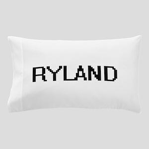 Ryland Digital Name Design Pillow Case