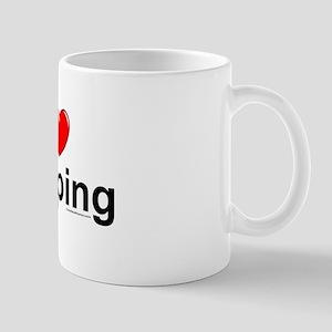Pooping Mug