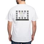 """Coding Diversity"" White T-Shirt"