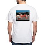 """Modern Day Wonder Woman"" White T-Shirt"