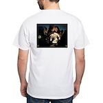 """""""One World"""" White T-Shirt"""