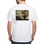 """""""Encourage Me"""" White T-Shirt"""