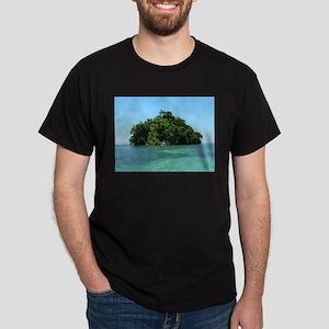 Blue Lagoon Monkey Island Jamaica T-Shirt