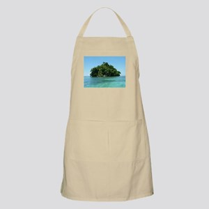 Blue Lagoon Monkey Island Jamaica Apron