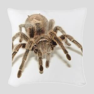 Tarantula Woven Throw Pillow