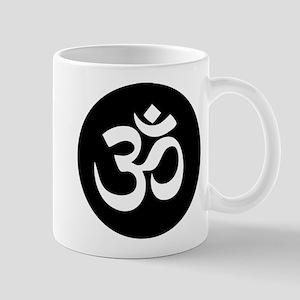 Om Symbol Circle Mugs