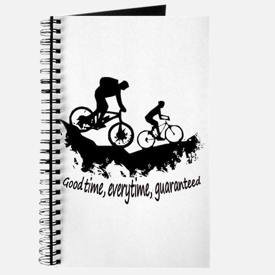 Mountain Biking Good Time Inspirational Quote Jour