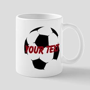 Soccer Ball Mugs