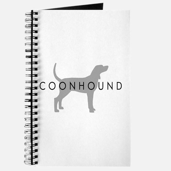 Coonhound (Grey) Dog Breed Journal