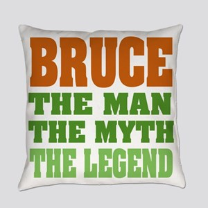 Bruce The Legend Everyday Pillow