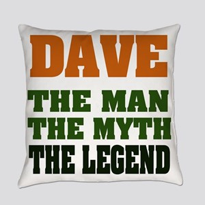 Dave The Legend Everyday Pillow