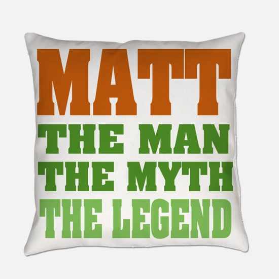 Paul The Legend Everyday Pillow