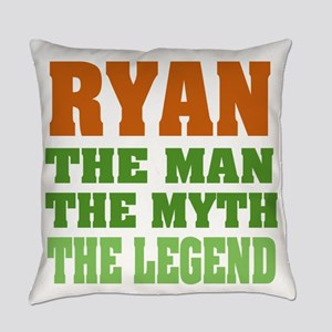 Ryan The Legend Everyday Pillow