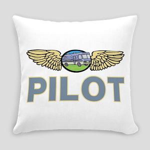 RV Pilot Everyday Pillow