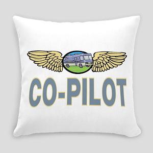 RV Co-Pilot Everyday Pillow
