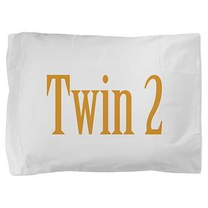 Twin 2 Pillow Sham