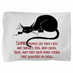 Sneaky Cats Pillow Sham