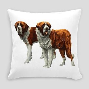 St. Bernard Everyday Pillow