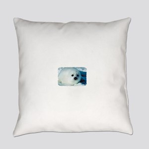 Baby Seal Everyday Pillow