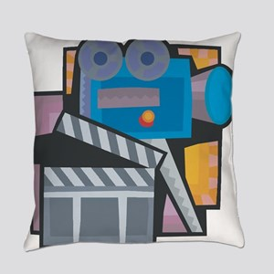 Film Making Everyday Pillow