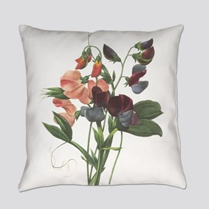 Redoute Sweetpea Everyday Pillow