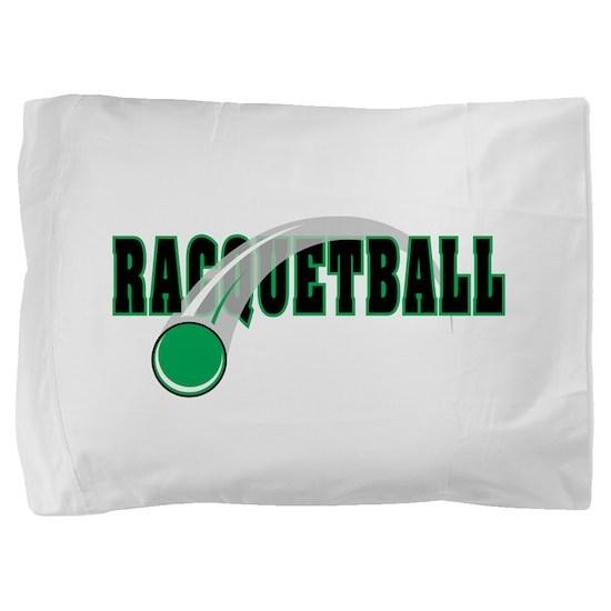 Racquetball 2 Pillow Sham