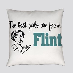 Best Girls Flint Everyday Pillow