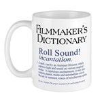 Film Dctnry: Roll Sound! Mug