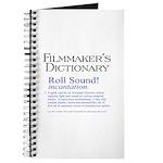 Film Dctnry: Roll Sound! Journal