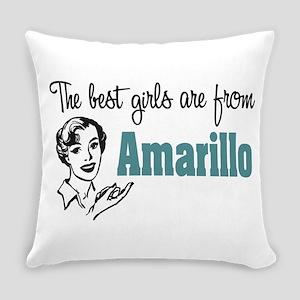 Best Girls Amarillo Everyday Pillow