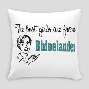 Best Girls Rhinelander Everyday Pillow