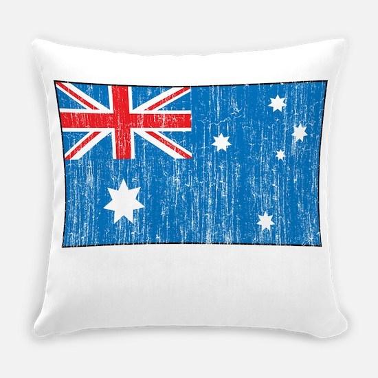 Australia Flag Everyday Pillow