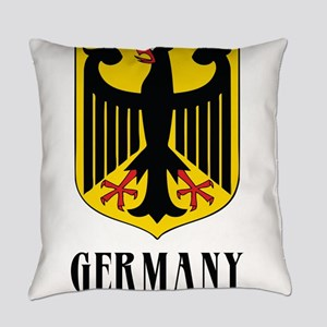 German Coat of Arms Everyday Pillow