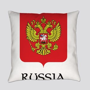Russia Coat of Arms Everyday Pillow