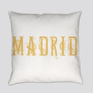 Madrid 2 Everyday Pillow