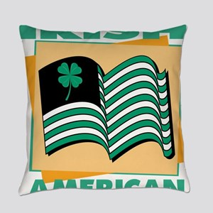 Irish American Everyday Pillow
